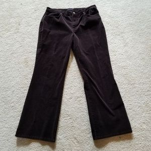 Jones New York corduroy pants